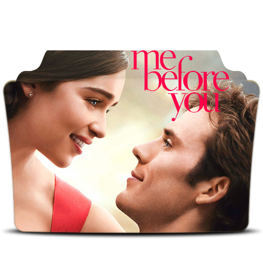 Me Before You 2016 Movie Folder Icon V1 By Alican53 On Deviantart