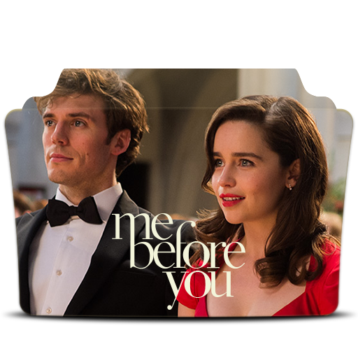 Me Before You 2016 Movie Folder Icon V2 By Alican53 On Deviantart