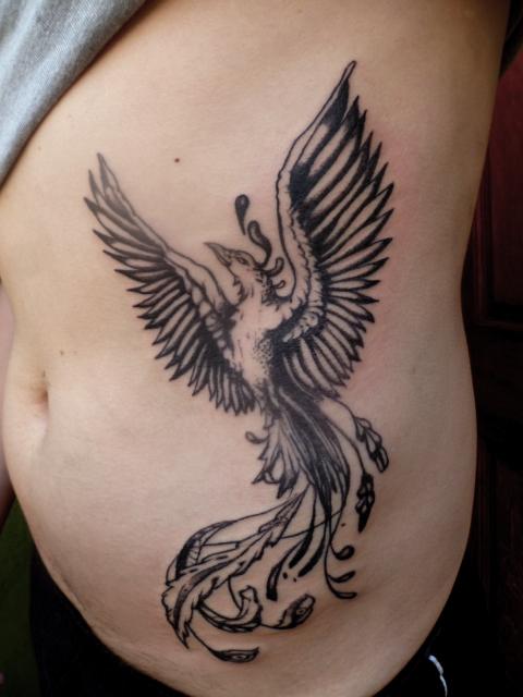 Fenix tattoos tattoo pictures to pin on pinterest tattooskid for Fenix tribal tattoo