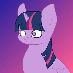 My Little Pony (Twilight Sparkle) by NoppaNapero
