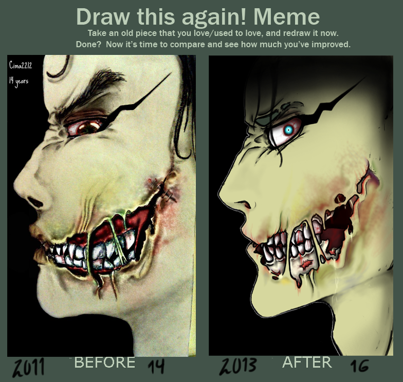 BEFORE N AFTER by Dark-funhouse