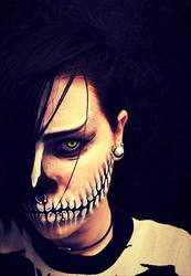 Skullface by XBombyxX