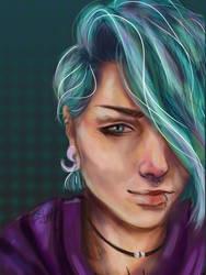 Me - By Soru-Seriin by XBombyxX
