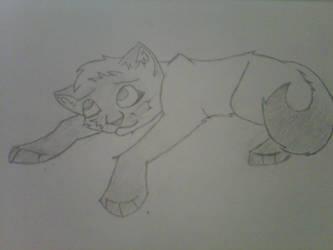 MadiArt23's Super adorable Kitten by AberrantFatCat