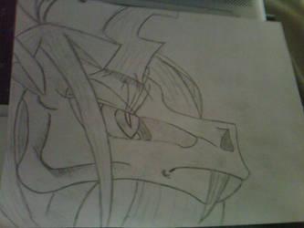 Chrysalis Re-sketch by AberrantFatCat