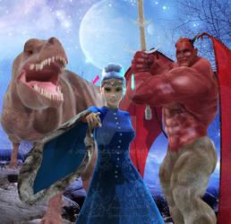 Kzik the Sorceress