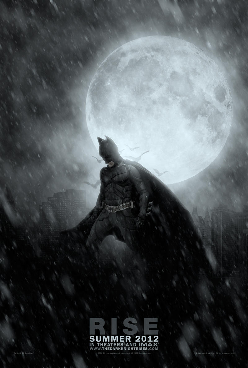 The Dark Knight Rises 'Teaser' by TheKidFlames