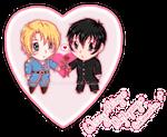 A gift for Hioshi - Yuuram -