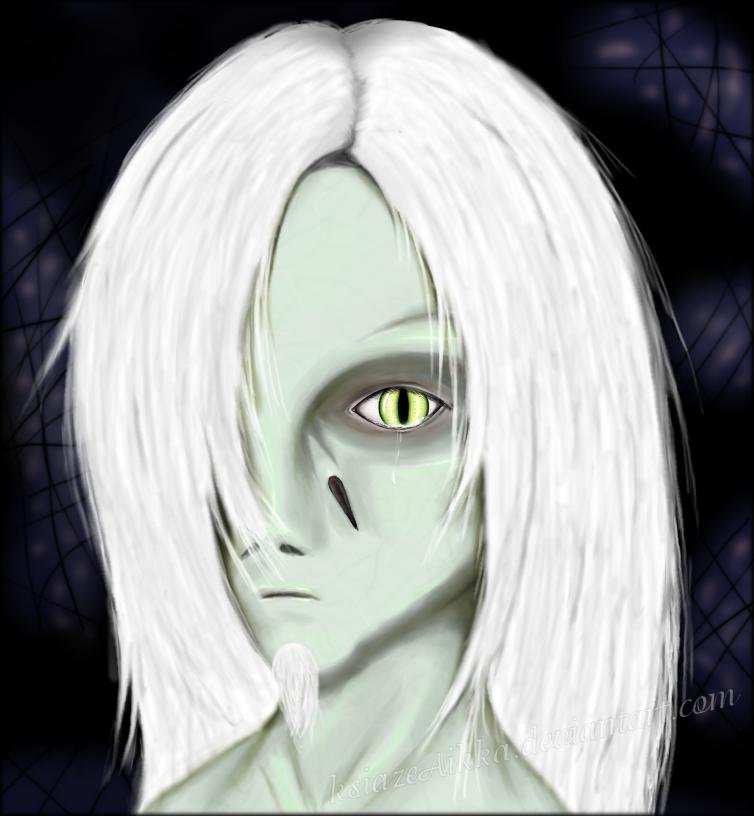 Almost human by ksiazeAikka