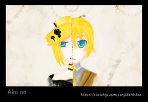 Sketchfu: Aku no by ksiazeAikka