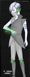 AVNT: Handsome Virus by ksiazeAikka