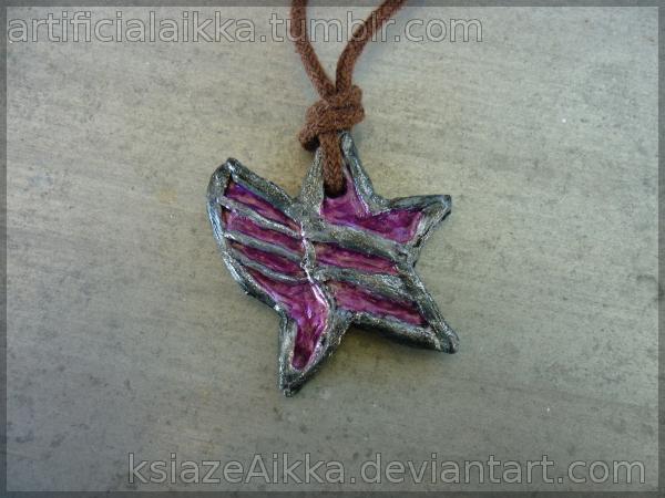 Paragade pendant by ksiazeAikka