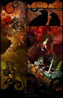 Mort de Siegfried by OrgaNick