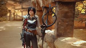 Dragon Age Marian Hawke cosplay [8/20]