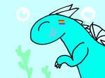 water Gay/Happy dragon