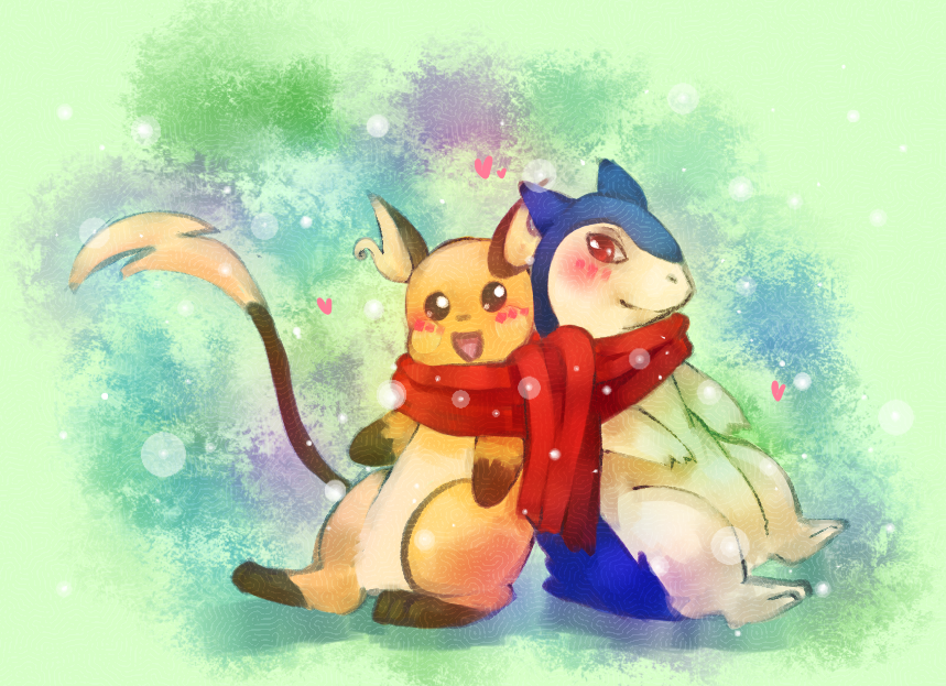 My PMD hero and partner