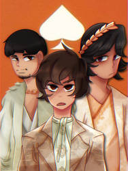 IV of Spades by ReapertalePlays