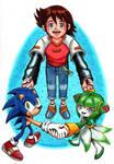 The Marvelous Trio