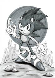 Toot-Toot Sonic Confident Warrior