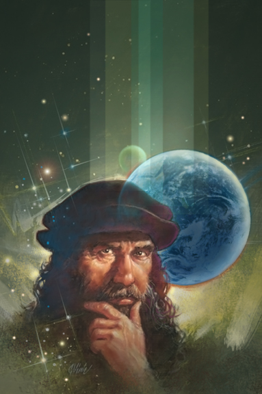 Nostradamus by charlesvinh
