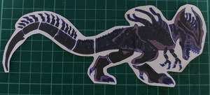 T-Rex Xenomorph