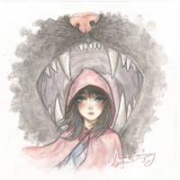 Silent Devourer by Mikavey