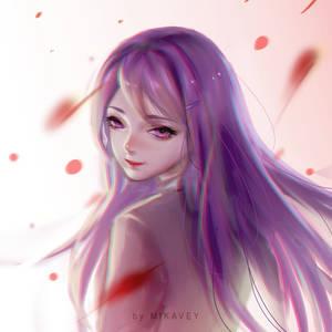 Yuri by Mikavey