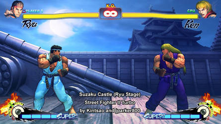 Usf4 Stages On Streetmodders Deviantart