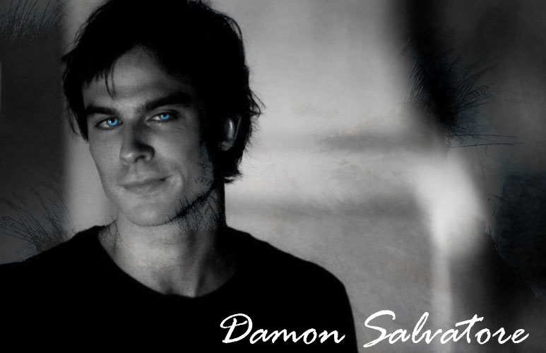Damon Salvatore by Zinfer