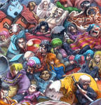 One Piece Group Nap by Zinfer
