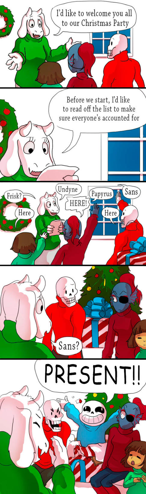 Present by Zinfer