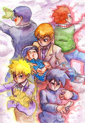 Protect Mob by Zinfer