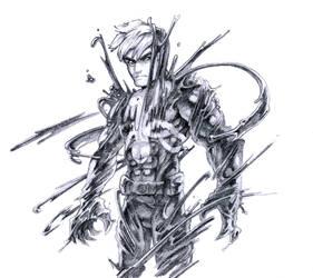 Venom by Zinfer