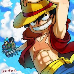 One Piece 22nd Anniversary!