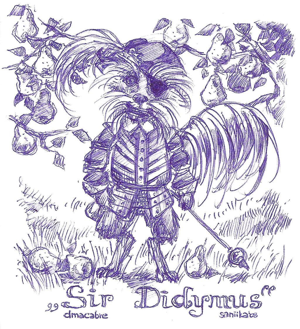 Sir Didymus by saniika