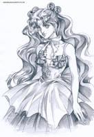 Luna by saniika