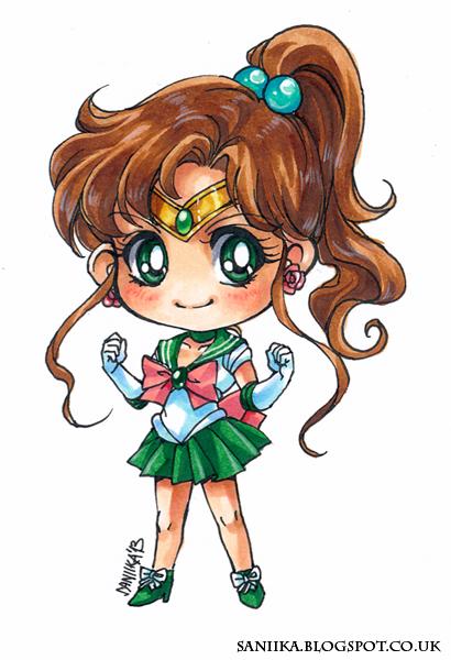 Sailor Jupiter by saniika