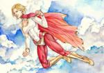 Power Girl: Fly Away