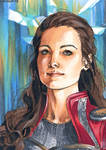 Aceo: Lady Sif