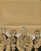 Stargate SG-1 by saniika