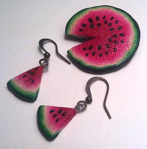 Watermelon Set