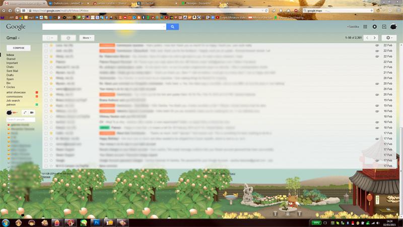 Email Theme by saniika