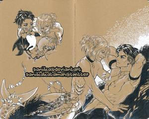 Journal commission: Underwater love