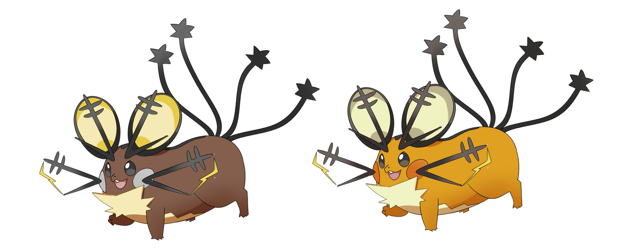 Pokemon Mega Dedenne Images Pokemon Images
