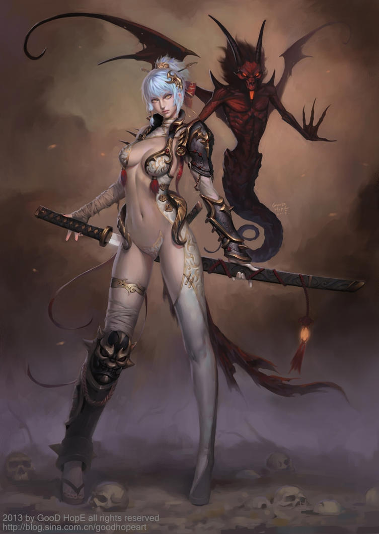 Assassin by GooDHopE