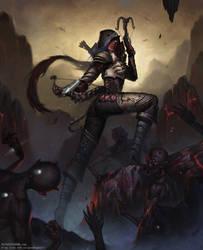Demon Hunter by GooDHopE