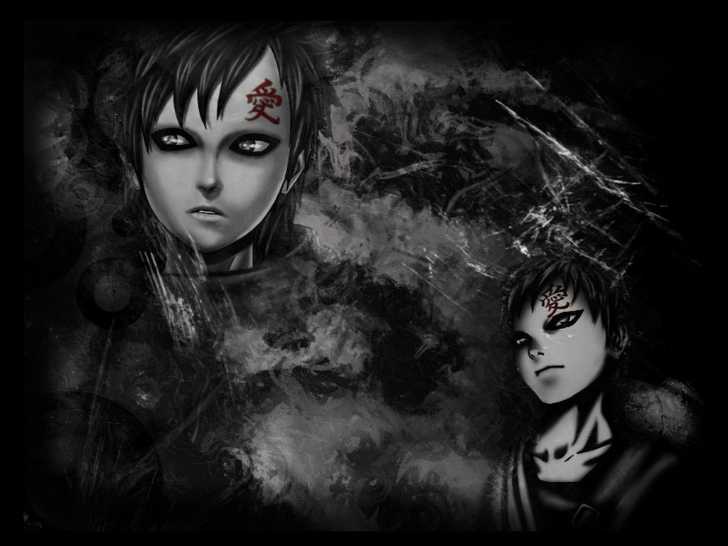 Gaara of the Desert by tononi  Gaara Of The Desert Evil