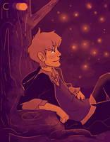 Ron Weasley - palette challenge by MrsSandy