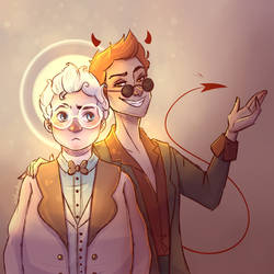 Ineffable Husbands by MrsSandy