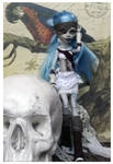 Monster High Repaint - Ghoulia Steampunk